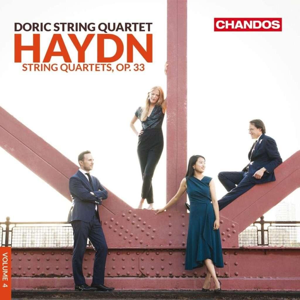 Haydn String Quartets Op 33 (Doric String Quartet)