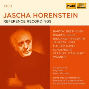 Jascha Horenstein - Reference Recordings