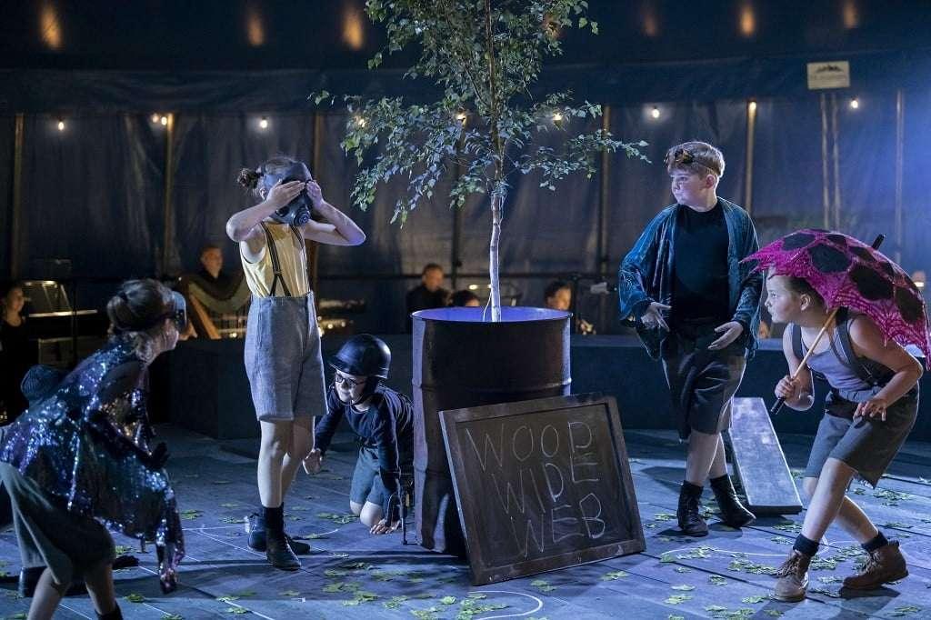 Longborough Festival 2021 – Janáček's The Cunning Little Vixen Photohtaph: Matthew Williams-Ellis