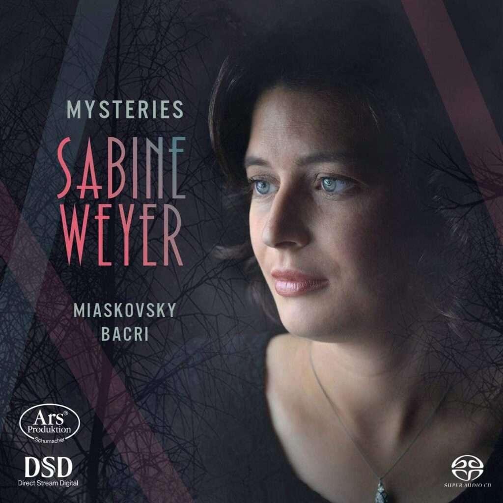 Piano Works By Miaskovsky & Bacri