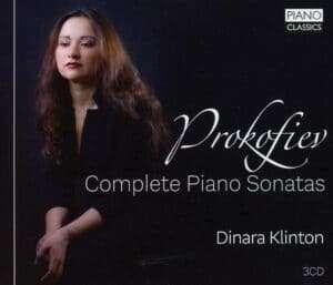 Prokofiev piano sonatas