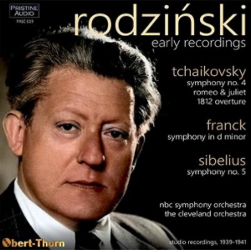 Rodzinski Early Recordings