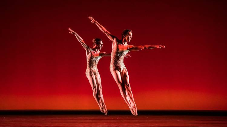 21st-Century Choreographers. Photograph: Tristram Kenton