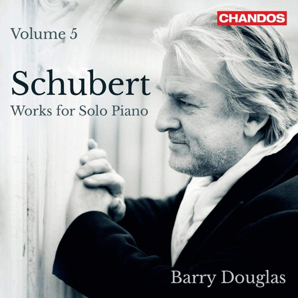 Schubert - Works For Piano Vol. 5 [Barry Douglas] [Chandos Records - CHAN 20157]