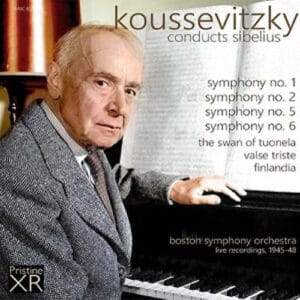 Serge Koussevitzky conducts Jean Sibelius live from Boston [Pristine Audio]