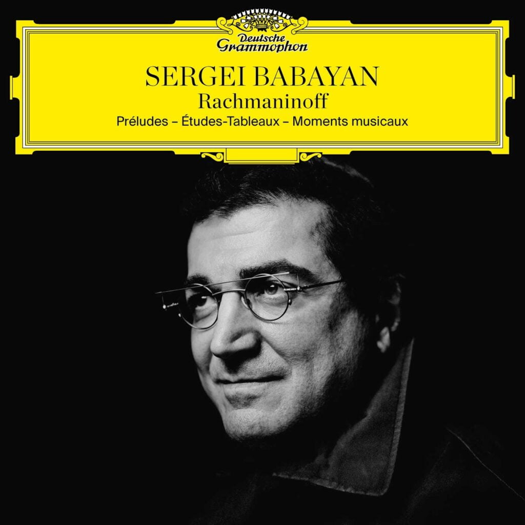Sergei Babayan plays Rachmaninov